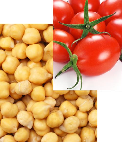 legumi pomodori